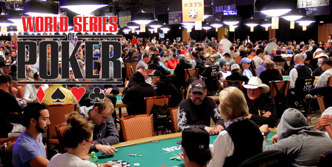Why participate in the World Series of Poker?