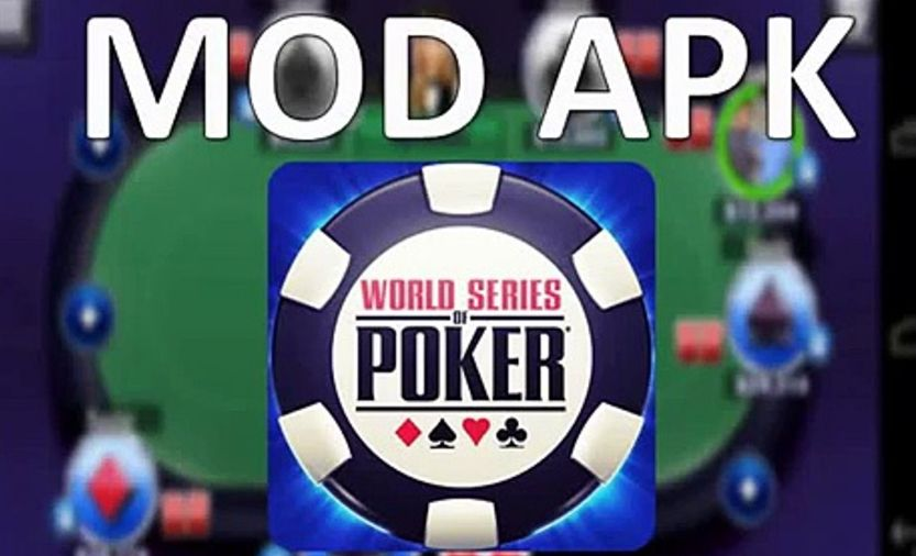 wsop mod apk unlimited chips